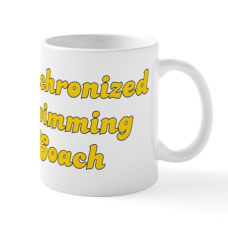 Retro Synchronize.. (Gold) Mug