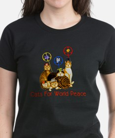 World Peace Cats Tee