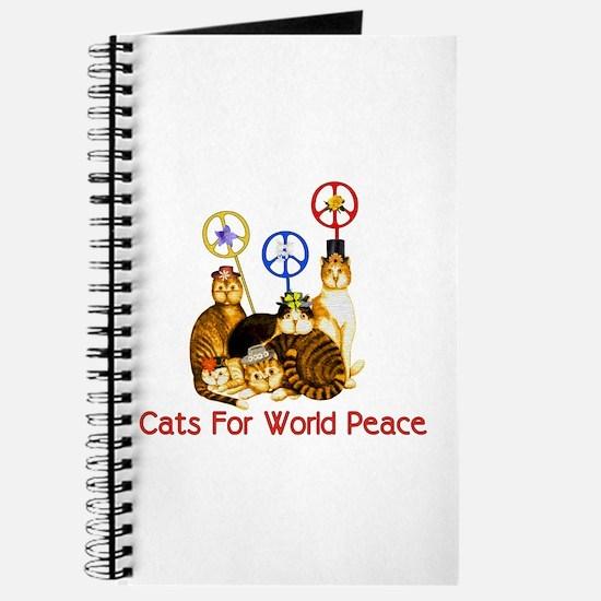 World Peace Cats Journal