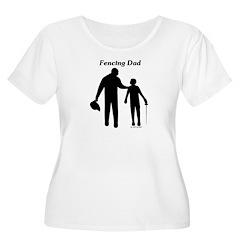 Fencing Dad T-Shirt