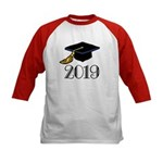 Classic 2019 Future Grad Kids Baseball Jersey