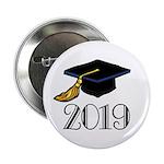 """Classic 2019 Future Grad 2.25"""" Button"""
