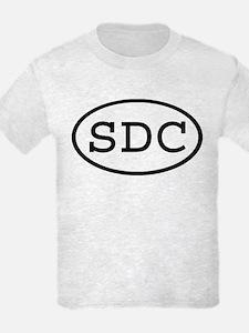 SDC Oval T-Shirt