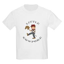Lil' Cowpoke (Brown Hair) T-Shirt