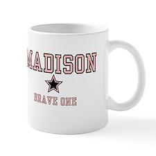 Madison - Name Team Mug