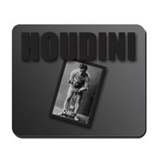 Houdini Picture Mousepad