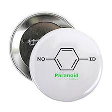 """Molecularshirts.com Paranoid 2.25"""" Button"""