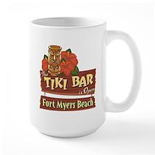 Fort Myers Beach Tiki Bar - Mug