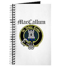 Unique Maccallum Journal