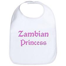 Zambian Princess Bib