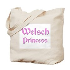 Welsch Princess Tote Bag