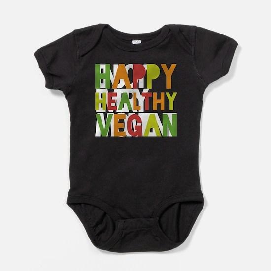 Happy Vegan Body Suit