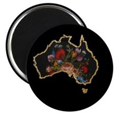 Australiana Magnet