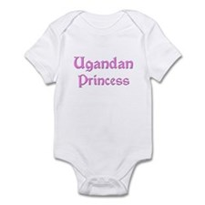 Ugandan Princess Infant Bodysuit