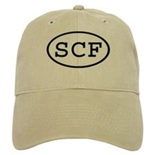 SCF Oval Baseball Cap
