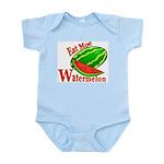 Watermelon Infant Creeper