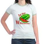 Watermelon Jr. Ringer T-Shirt