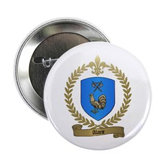 ALARIE Family Crest Button