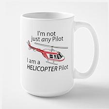Not Just A Pilot Ceramic Mugs