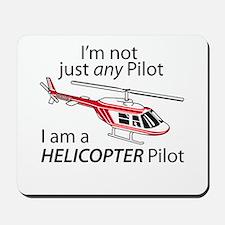 Not Just A Pilot Mousepad