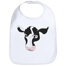 Cow Face Bib