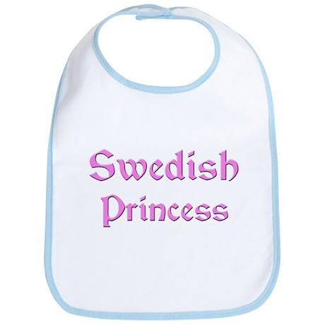Swedish Princess Bib