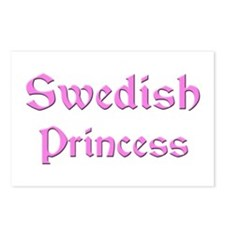 Swedish Princess Postcards (Package of 8)