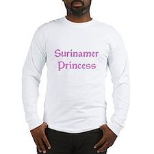 Surinamer Princess Long Sleeve T-Shirt