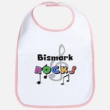 Bismark Rocks Bib