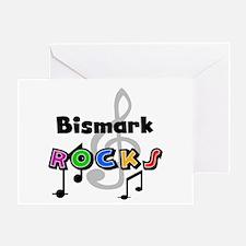 Bismark Rocks Greeting Card