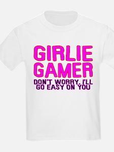 Girlie Gamer T-Shirt
