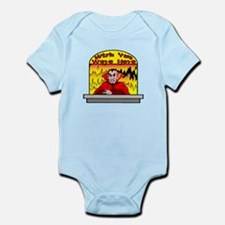 Wish You Were Infant Bodysuit