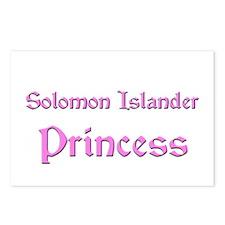 Solomon Islander Princess Postcards (Package of 8)
