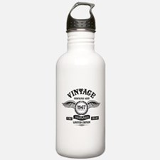 Vintage Perfectly Aged 1967 Water Bottle