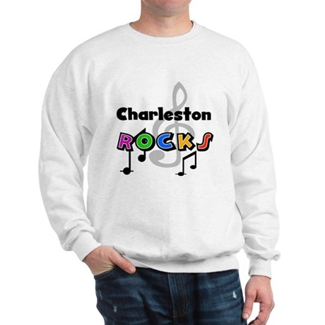Charleston Rocks Sweatshirt