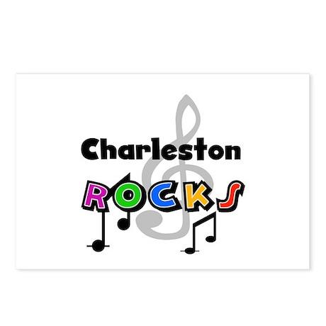 Charleston Rocks Postcards (Package of 8)