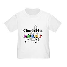 Charlotte Rocks T