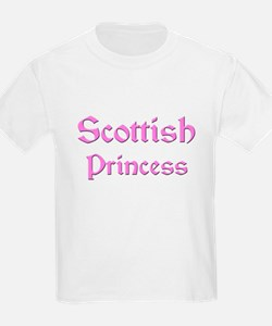 Scottish Princess T-Shirt