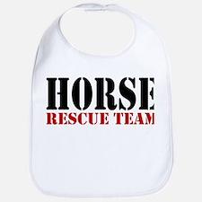 Horse Rescue Team Bib