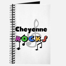Cheyenne Rocks Journal