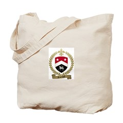 ARSENAULT Family Crest Tote Bag