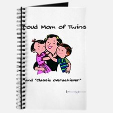 Mom of Twins - Classic Journal
