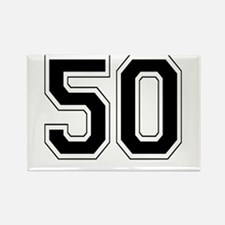 50 Rectangle Magnet