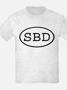 SBD Oval T-Shirt