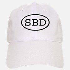 SBD Oval Baseball Baseball Cap