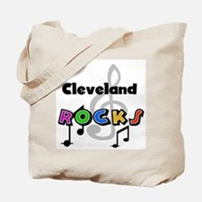 Cleveland Rocks Tote Bag