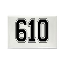 610 Rectangle Magnet