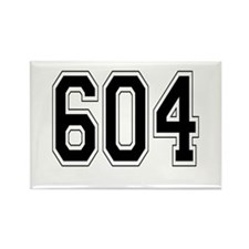 604 Rectangle Magnet