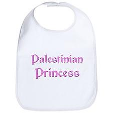 Palestinian Princess Bib