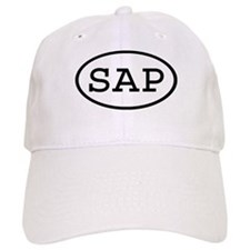 SAP Oval Baseball Cap